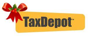 Tax Depot-Christmas is around the corner
